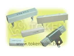 德鍵電子專業生產 瓷盒水泥電阻器 - SQ 系列