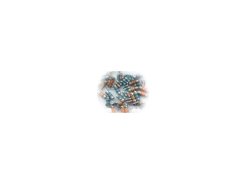 德鍵電子專業生產 碳膜無引線電阻晶圓電阻器MELF型 – RDM系列 (型號:RDM74S