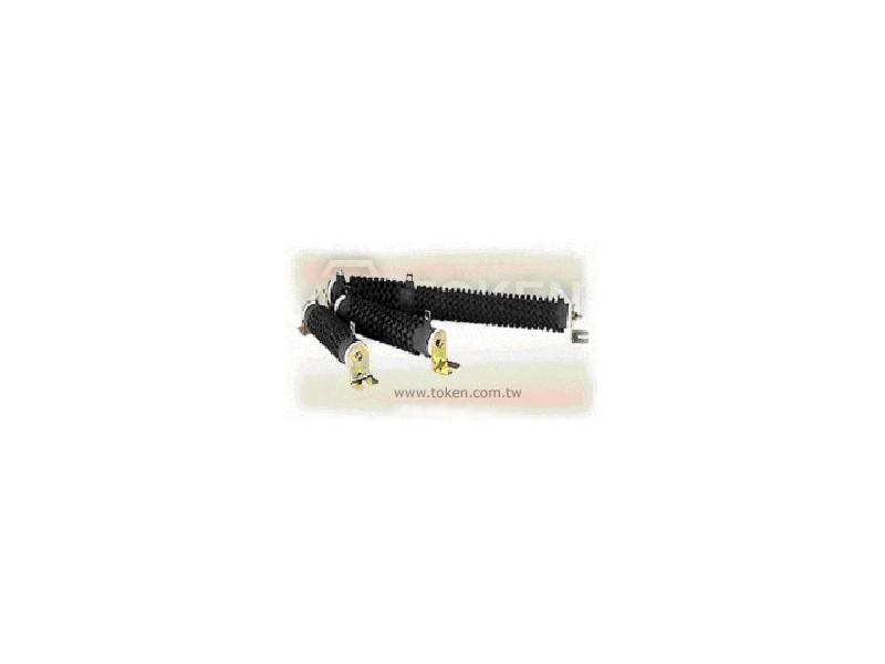 德鍵電子專業生產大功率高電流電阻器 – DOE 橢圓形板式系列