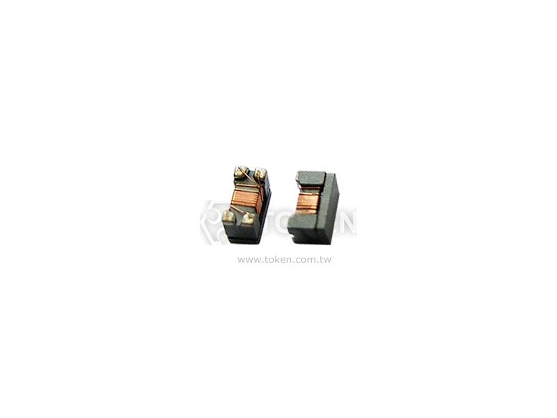 德鍵電子專業生產 平衡不平衡變壓器 貼片Balun電感 共模扼流圈電感電阻器