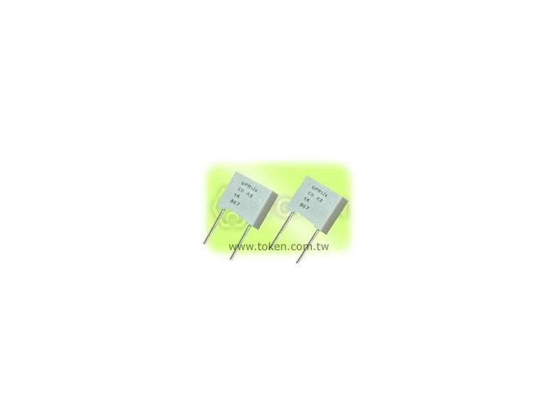 德鍵電子專業生產 金屬膜超精密電阻網絡 – UPR 系列