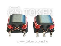 德鍵電子專業生產 表面貼裝共模扼流圈 – TCB5FL 平衡–不平衡變壓器系列