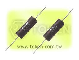 德鍵電子專業生產 金屬膜超精密電阻器模壓型 (RN)
