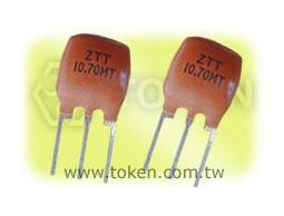 德鍵專業生產 貼片陶瓷諧振器 高頻陶瓷諧振器