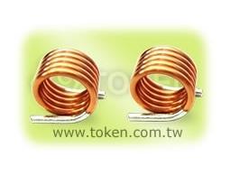 德鍵電子專業生產 固定電感線圈、RF電感、功率電感線圈、貼片電感線圈