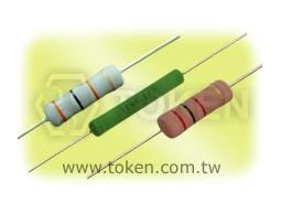 德鍵電子專業生產 金屬氧化膜電阻器 RSS、RSN 系列