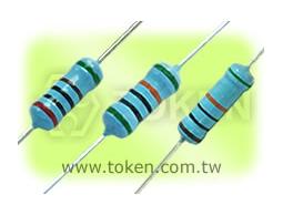 德鍵電子金屬膜精密電阻器 高精密電阻 金屬膜 (RJ)