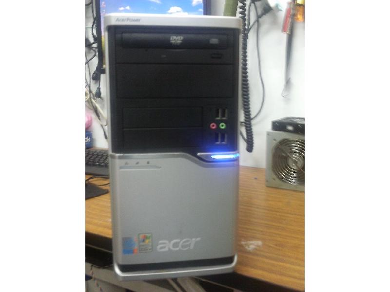 【仁仁電腦專賣店】宏基 ACER POWER FE 系列電腦主機 - 二手良品 - 基隆