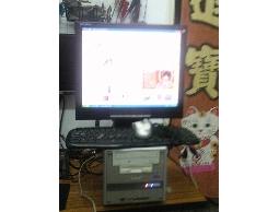 【仁仁電腦專賣店】浩鑫準系統, P4-2.4/1GB/120GB/DVD-RW/17吋