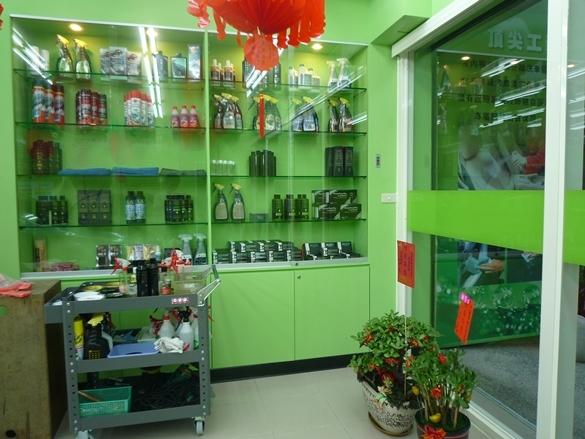 銷售產品展示櫃