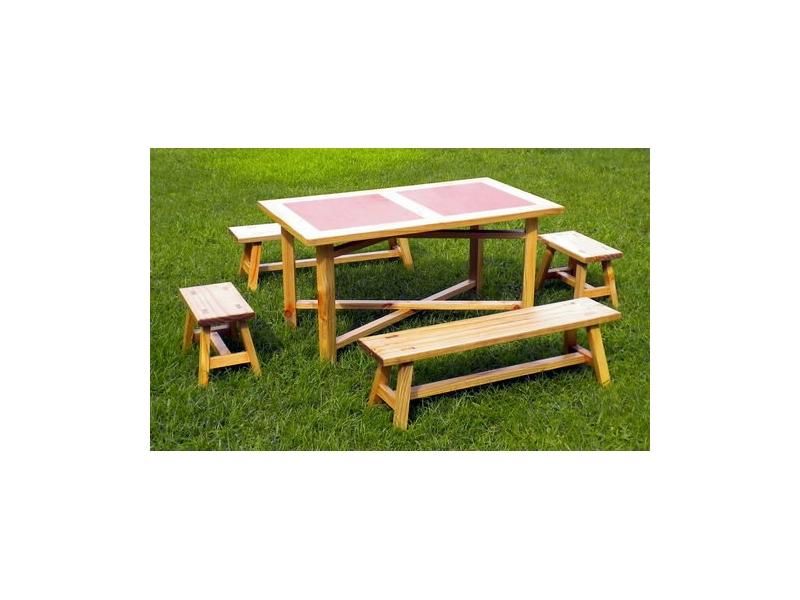 椅王子~休閒傢俱桌椅組(松木) 新品上市