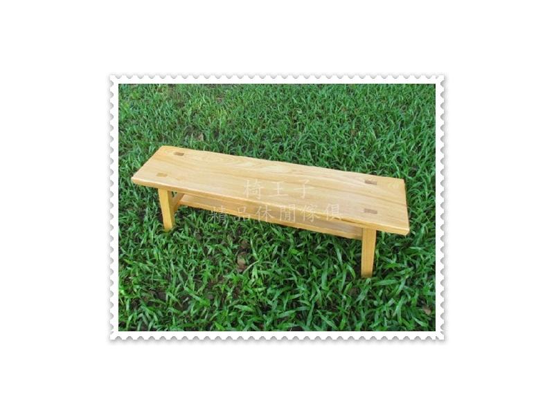 椅王子~復古傢俱(雙人板凳)(越南檜木) 新品上市