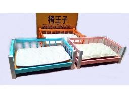 椅王子~木製寵物床、實木寵物床、實木狗床、實木...