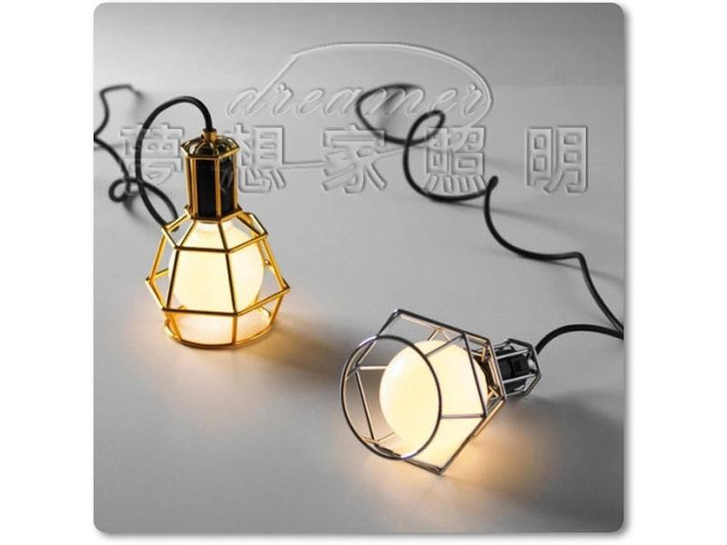 【夢想家照明】LOFT工業 北歐 工業復古 工藝倉庫吊燈 工作燈 特價 設計師的燈款 復刻