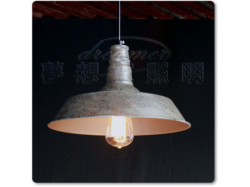 【夢想家照明】Loft復古工業 美式鄉村鏽蝕吊燈 餐吊燈 復刻版