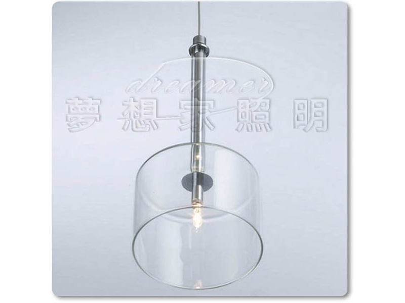 【夢想家照明】設計師的燈款 微蘊燈光玻璃LED吊燈 餐吊燈 B款 贈送 LED光源 複刻版