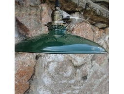 【夢想家照明】 設計師的燈款 Loft仿古法式鄉村工業復古風 綠色 閣樓小吊燈 復刻版