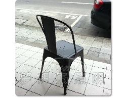 【夢想家照明】Tolix A chair 黑鐵椅 餐椅 休閒椅 復刻版DL806004-1