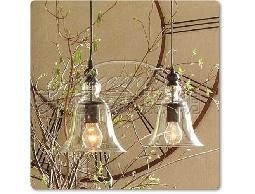 【夢想家照明】Loft仿古工業復古風格 三角直排吊燈 白色 小款 DL801-314-1