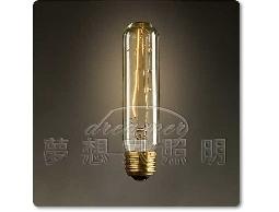 【夢想家照明】愛迪生燈泡E27-75W 220V 長笛式復古燈泡 調光式 3809008