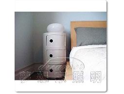 【夢想家照明】 三層圓筒置物櫃 複刻版 DL809003