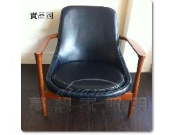 【夢想家照明】伊莉莎白 單人沙發 休閒椅 復刻版 DL808007