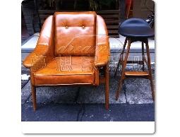 【夢想家照明】北歐設計款 1960年代設計 復古單人沙發 復刻版 DL808001