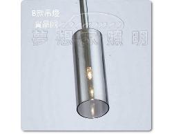 【夢想家照明】微蘊電鍍玻璃LED吊燈餐吊燈 C款 贈送LED光源 復刻版DHC2057-3