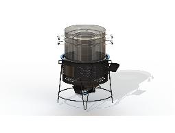 樂火煙囟灶爐