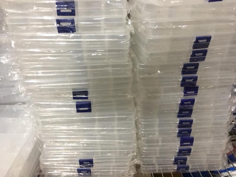 比團購便宜 大量15格透明藥盒 防潮刷牙杯 保鮮塞 水槽吸濕貼 開瓶器批發【約翰家庭百貨】