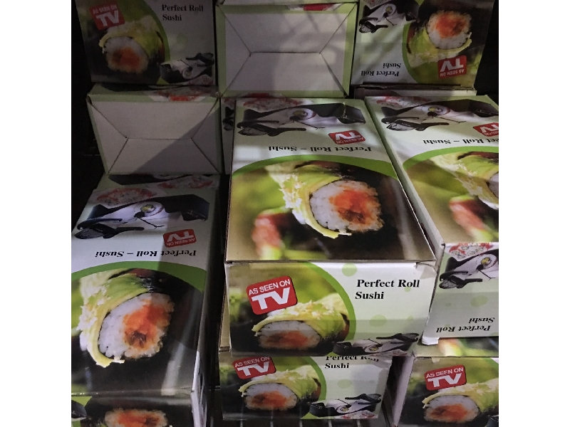 比團購便宜 大量壽司機 鮮魚保鮮盒 切蛋器 擦車巾 倒水器  批發零售【約翰家庭百貨】