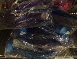 比團購便宜 大量護頸熱水袋 保鮮蓋  曬衣架 三角瀝水藍 六連掛勾批發【約翰家庭百貨】