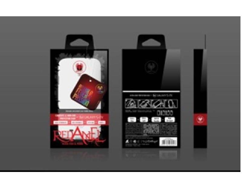 RedANGEL  SANSUNG  GALAXY  S4手機保護殼