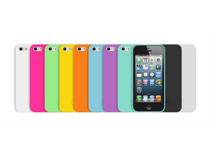 RedANGEL  iPhone5/5S 超薄PC系列