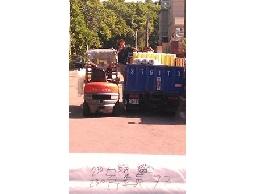 自備3.5噸小貨車