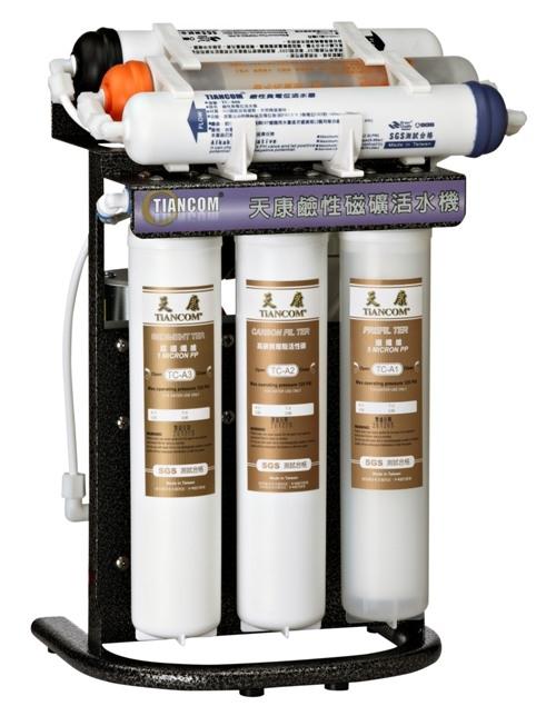 TC-6S天康鹼性磁礦活水機