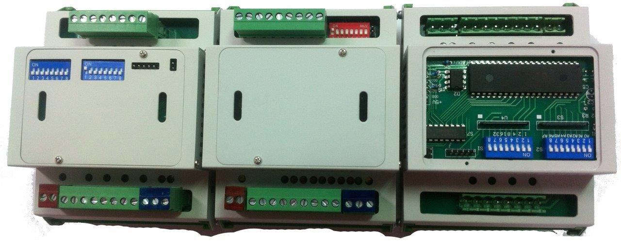 輸出入裝置控制器