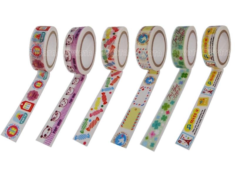 紙膠帶 手撕紙膠帶 客製化紙膠帶 紙膠帶工廠 台灣製造