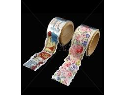 金屬色紙膠帶 造型紙膠帶 包裝膠帶 Masking tape   彩色紙膠帶