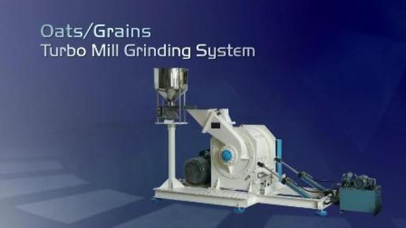 渦輪磨粉系統