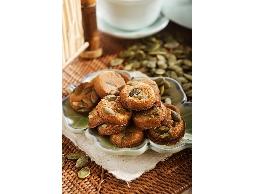 傳統食品-南瓜子煎餅