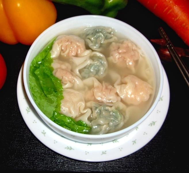 綜合扁食湯