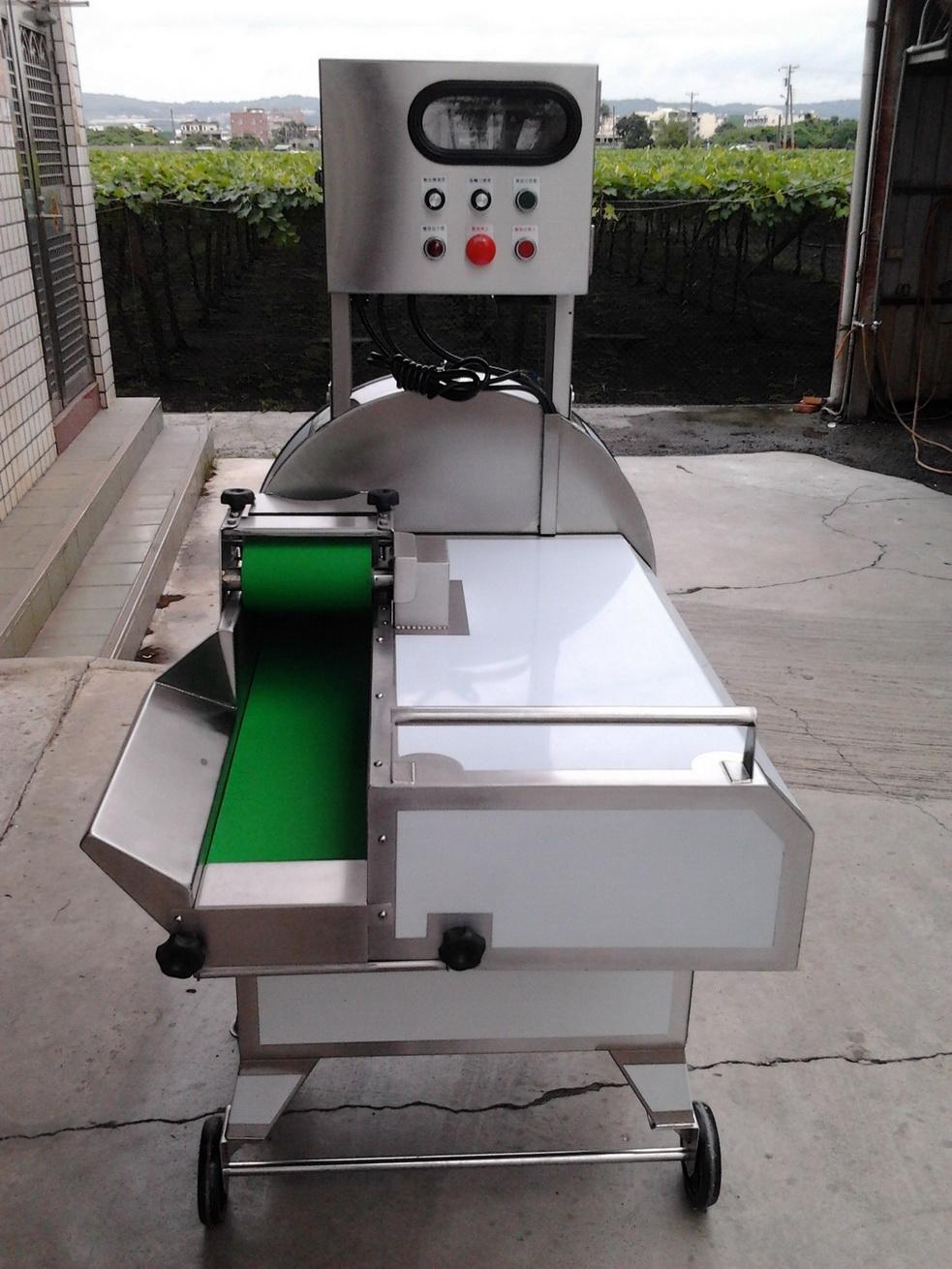 TM - 306 特大型切菜機