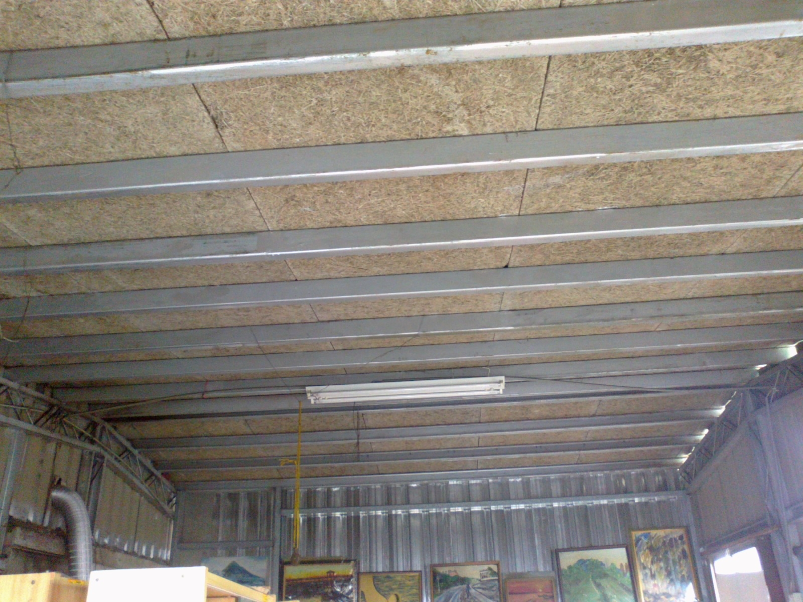 鐵屋頂防鏽