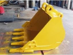 專業製造挖斗-換斗器-油壓夾-重機械零件