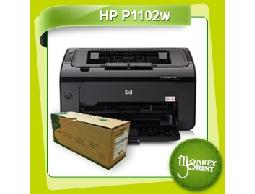 ★開學季搶好康★ HP雷射印表機 P1102W 含碳粉1+1