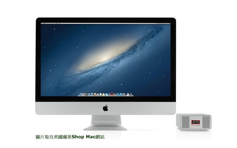所有Mac都需要用到ATTO雷電轉換產品