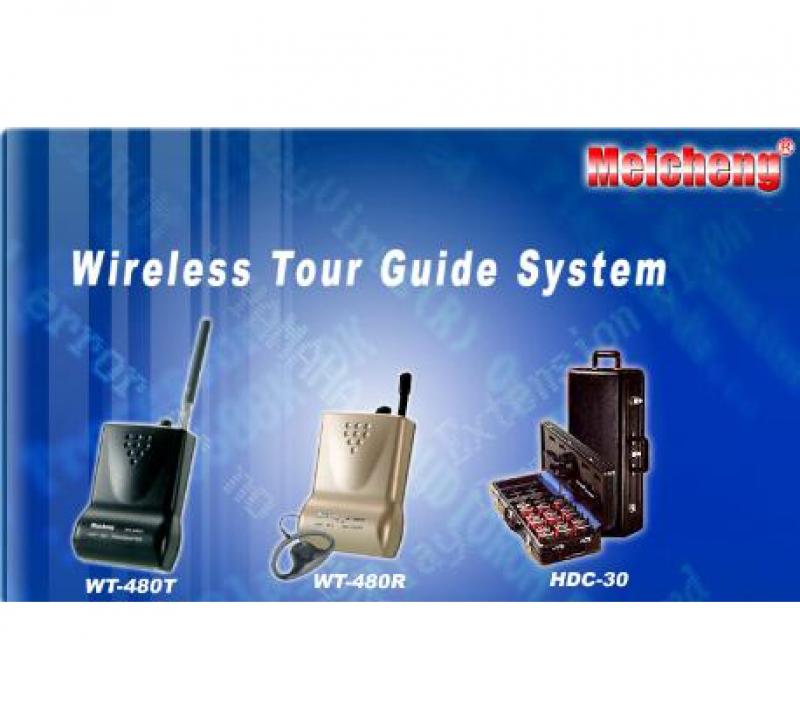 團隊無線導覽系統