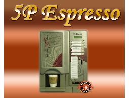 【頂級優惠、咖啡機租賃】5P Espresso搭配頂級羅馬帝國『肯亞風味』,每月省1250