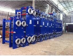 組合式板式熱交換器(丹佛士),硬焊式板式熱交換器,半焊式板式熱交換器,鈦板板式熱交換器